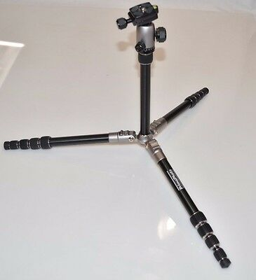"Prima Photo - Travel 50.1"" Tripod - Black USED (No Carrying Bag)"