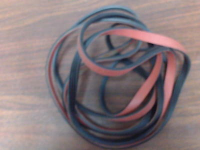 Genuine OEM GE WE12X49P WE12X43 DRYER Drive Belt