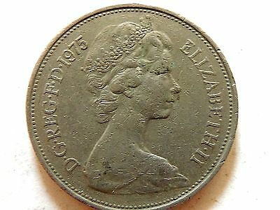 1975 British Ten (10) New Pence Coin