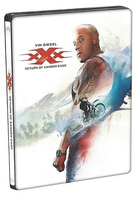 xXx: Return of Xander Cage 3D (HMV Exclusive Limited Ed Blu-ray Steelbook) [UK]