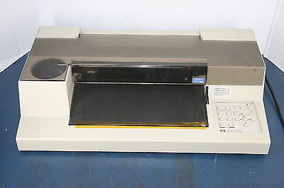 HP Hewlett Packard 7475A Plotter