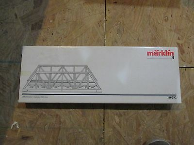 "Marklin 1 Gauge 450mm (17-11/16"") Truss Bridge 26292 w Free ship!"