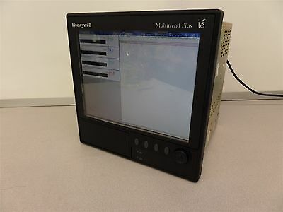 Honeywell Multitrend Plus V5 Chart Recorder TVMP B0-80-A0S-EBP-F10-0000E0