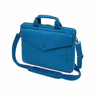 "Dicota Code Slim Case 15"" 15"" Briefcase Blue - notebook cases (38.1 cm (O0u)"