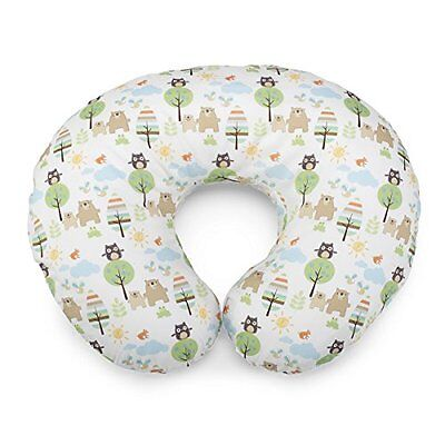 Chicco 08079902320000 Boppy Cuscino Allattamento, Beige (Honey Bear) (x2s)