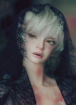 SD BDJ 1/3 SWITCH  SOSEO Vampire Free Eyes with FaceUp Extra tooth parts SD17