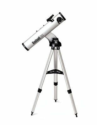 Bushnell NorthStar GOTO 76 mm Telescopio Grigio (f7B)