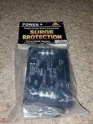 DITEK DTK-120S20A SURGE PROTECTION 120-VOLT 20-AMP New in package