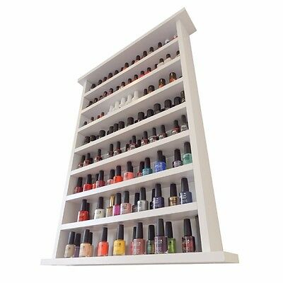 SERENA Nail Polish Shelves – Bella Diamond Collection