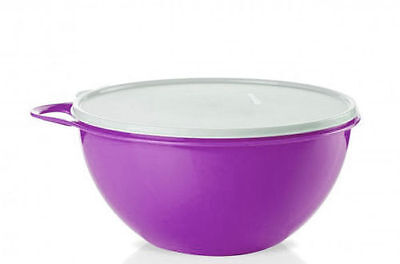 Brand New Tupperware Mixing Thatsa & Thats A Bowl With Lid 1.2 Ltr. (47.3 Oz)