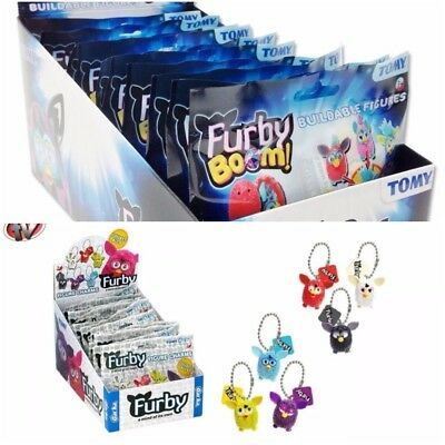 Furby Boom A Mind Of Its Own Collectable Mini Charms Buildable  Figures