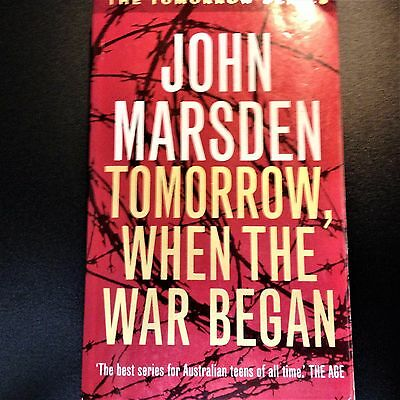 Paperback, 1994 - Tomorrow When The War Began - John Marsden