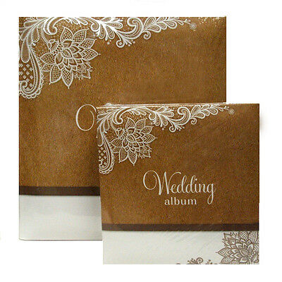 "Walther 'Elemental' Wedding Album - 6""x 4"", 7""x 5"" or Traditional Pages"