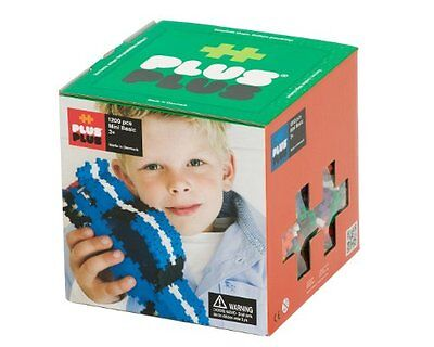 PLUS PLUS - Puzzle Mini 1200 pezzi, Basic (k7q)