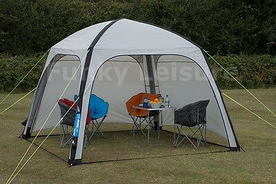 Kampa Air Shelter 300 - Inflatable Gazebo Event Shelter