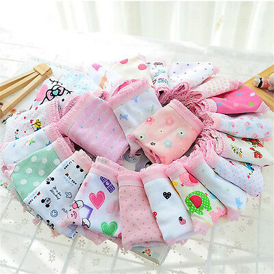 1Pcs Big Sale Cotton Children's Underwear Cotton Unisex Baby Underwear Briefs