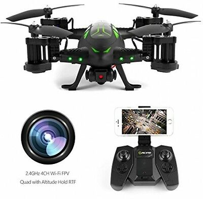 RC Flying Car Drone With HD Camera 2 In 1 Air-Road Double Model RC Toy,FPVRC