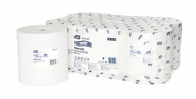 Tork Advanced Wiper Centrefeed 6 x White Rolls Commercial Restaurant Cafe School