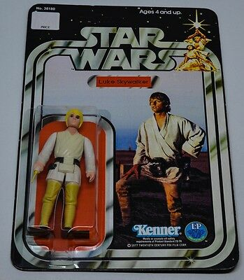 Kenner 1977 Star Wars Luke Skywalker Action Figure