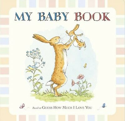 Guess How Much I Love You - Baby Record Book