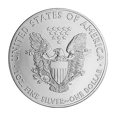 United States of America - 2015 American Eagle 1 OZ. Fine Silver - $1 Coin