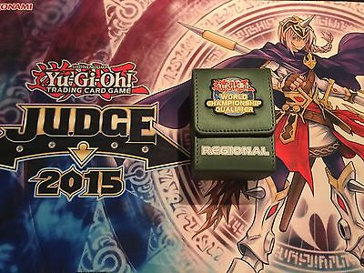 WCQ World Championship Qualifier 2014 Yu-Gi-Oh Card Deck Box Regional gebraucht