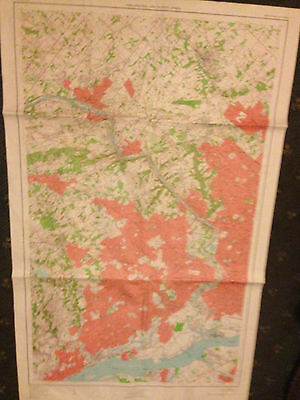 Large Philadelphia & Vicinity,  Geological Survey Map