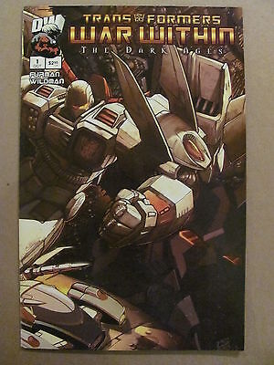 Transformers The War Within The Dark Ages #1 Dreamwave 2003 Series 9.4 Near Mint