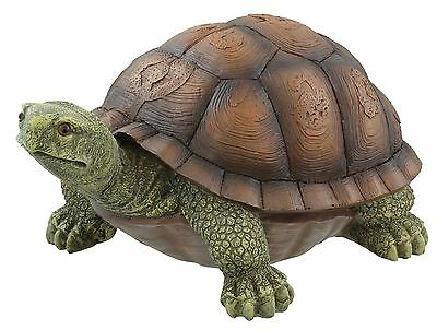 Large Turtle Statue Outdoor Yard Garden Home Decor Patio Lawn Figurine Free ship