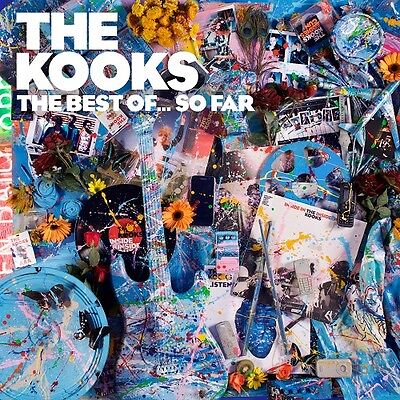 THE KOOKS ~ BEST OF.....SO FAR ~ 2 x VINYL LP in GATEFOLD SLEEVE ~ *NEW/SEALED*