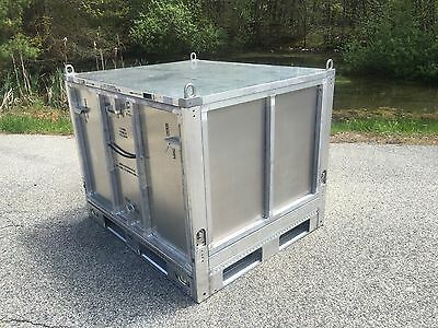 ONE ONLY JMIC Military (Garrett Container Sys) Aluminum shipping storage mancave
