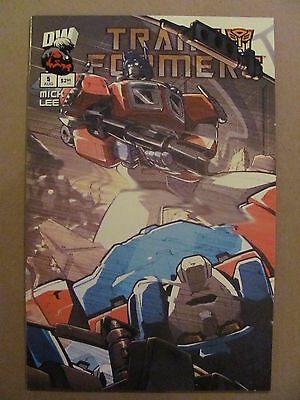 Transformers G1 #5 Dreamwave 2003 Series Cover A 9.4 Near Mint