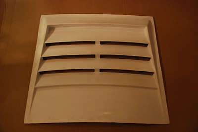 URAS STYLE HOOD VENT  *Universal* *VENTS NOT CUTOUT*  for S14 S13 S15 240sx 350z