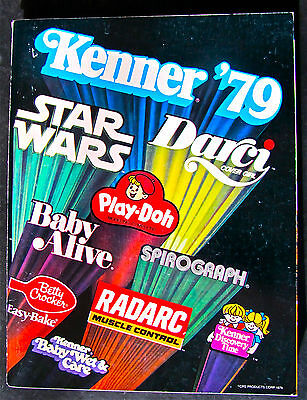 1979 Kenner Toy Fair catalog-STAR WARS Stretch Armstrong