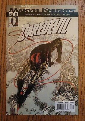 Daredevil #66 Marvel Knights by Marvel Comics - first appearance of Alexander...