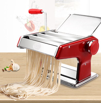 New manual Fashion Household Noodle Pressing Machine Dough roller Dough sheeter