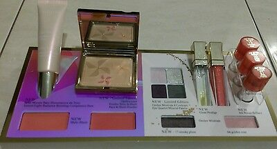 100% Clarins  Spring Make-up Collection.