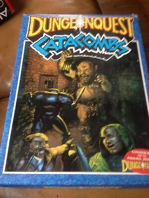 Dungeonquest (Catacombs ) Expansion Set