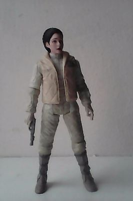 star wars action figure - Princess Leia Hoth -  vintage collection