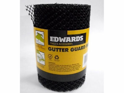 12 rolls of gutter guard 16cm by 5 meters keep your gutters clean bulk wholesale