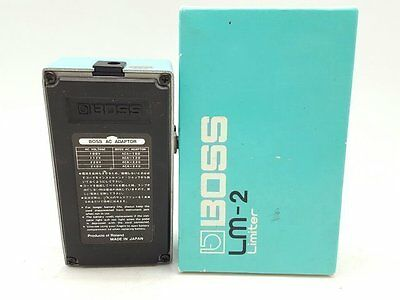 Pedal Efectos Boss Lm-2 Limiter