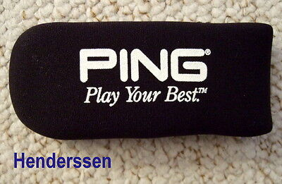 Ping  - Play Your Best - Boot/blade Putter Head Cover