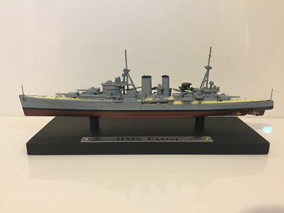 HMS Exeter Scale 1:1250 DeAgostini GM114 New