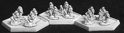 CAV Strike Operations - Light Infantry (Light Mortar) (12) (Reaper Miniatures)