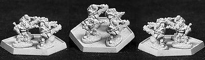 CAV Strike Operations - Power Armour Infantry (Light Mortar) (Reaper Miniatures)