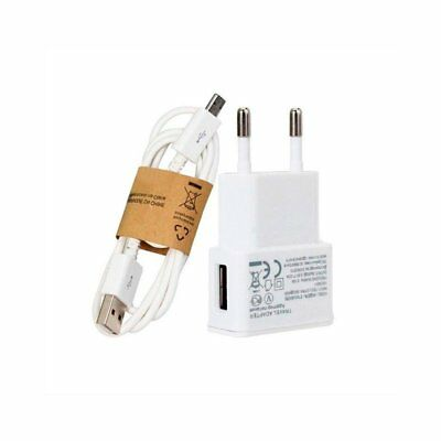 Cargador USB 5V 2A cable datos Micro USB compatible LG X POWER 2