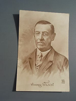 Cpa Woodrow Wilson. Chassignelles