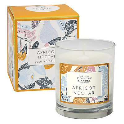 Bougie Parfumée - Abricot  Nectar - The Country Candle Company