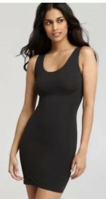 Spanx Trust Your Thinstincts Full Slip Tank Built-in Panty Nude Black S M L XL