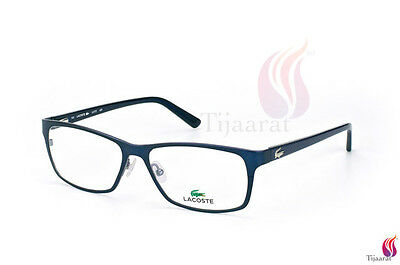 Lacoste L2172 424 - Blue Azure - Ex-Display Product RRP £89.99
